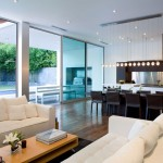 Diseño de sala comedor moderna