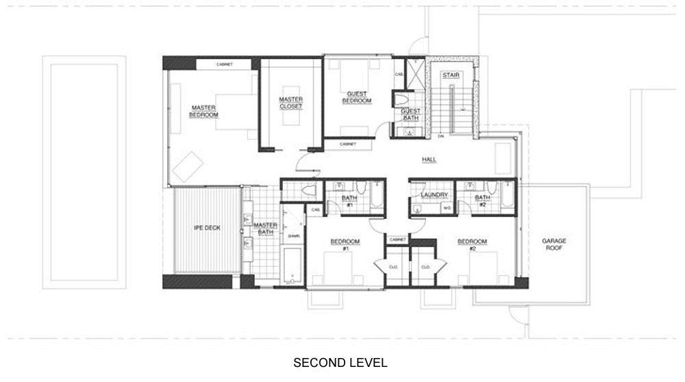 planos de casas modernas para imprimir