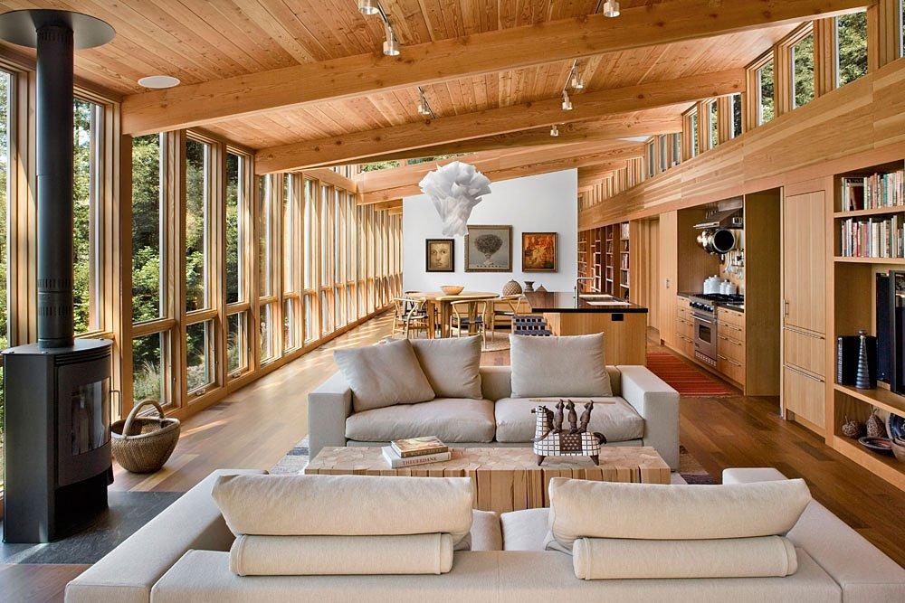 Diseno De Interiores De Sala De Casa De Campo Planos De Arquitectura - Interiores-de-casas-de-campo