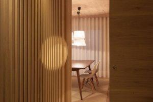 Detalle de texturas en madera