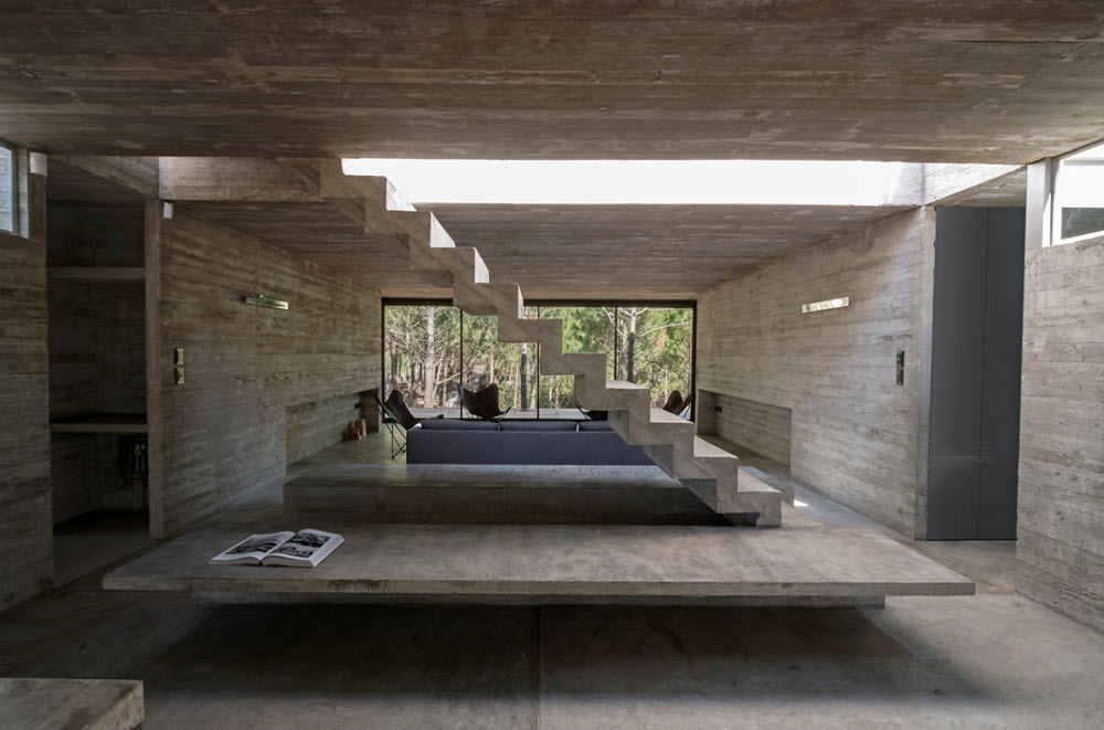 Casa de un piso de 180 metros cuadrados planos de for Diseno de casa de 180 metros cuadrados