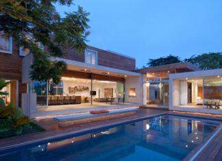 Planos casa peque a de dos pisos planos de arquitectura for Construcciones de casas modernas