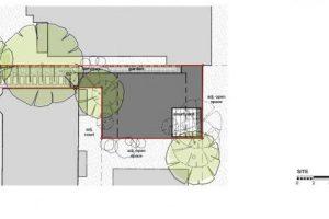 Plano de localización de la vivienda