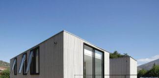 Casas de madera planos de arquitectura part 2 - Casa pequena de madera ...