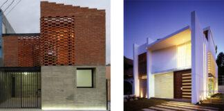 Casas Largas Y Angostas Planos De Arquitectura Part 2