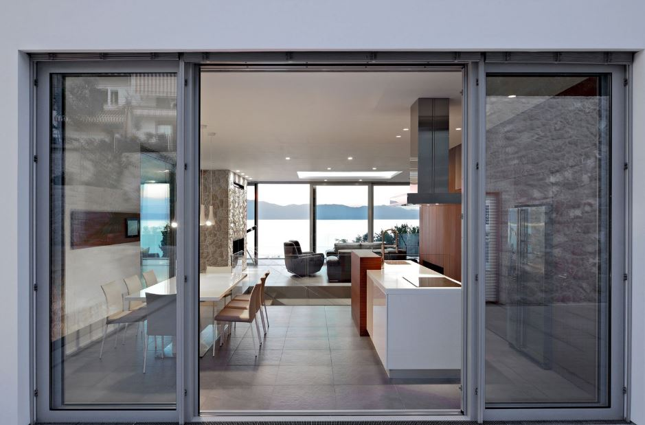 Dise 241 O De Moderna Casa De Dos Pisos Planos De Arquitectura
