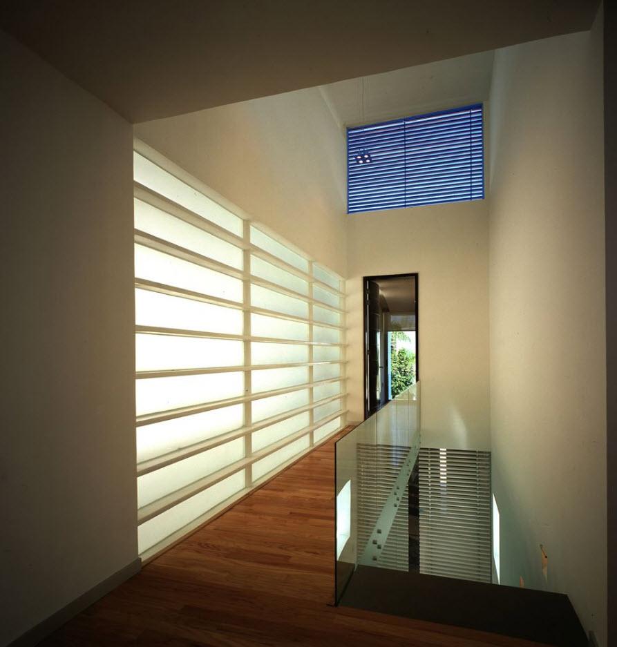 Detalle de muros para generar mayor iluminacion planos for Iluminacion para muros exteriores