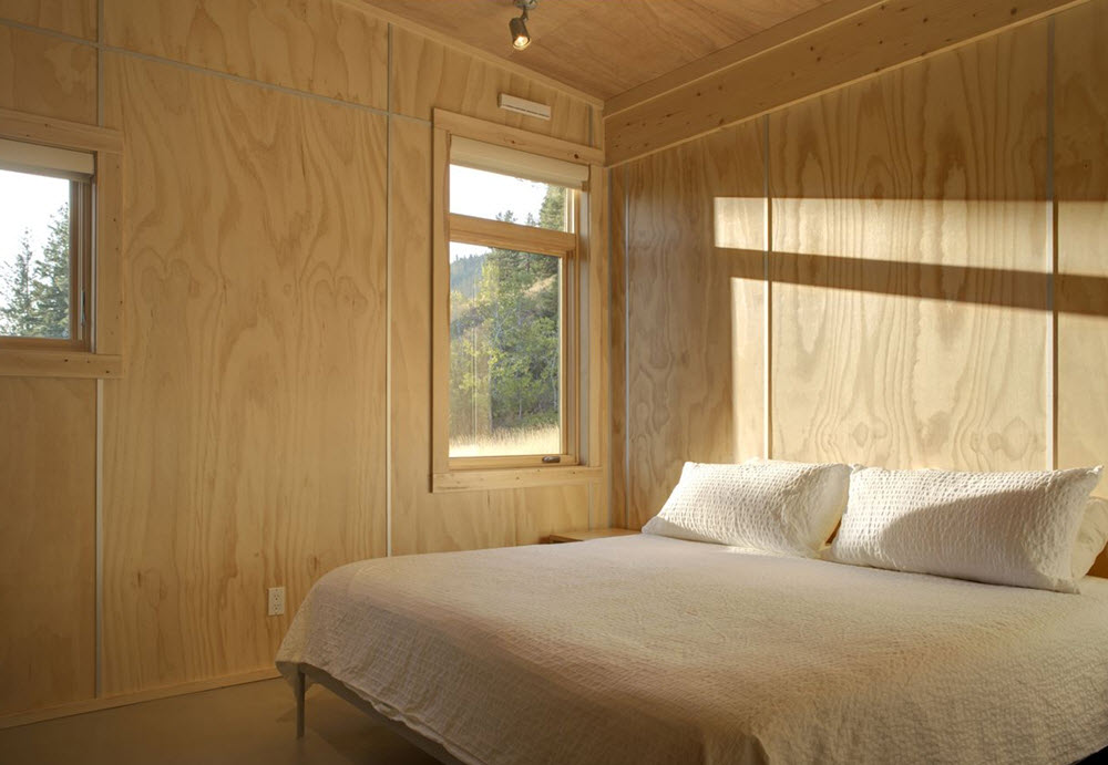 Diseño de modernos dormitorios en madera