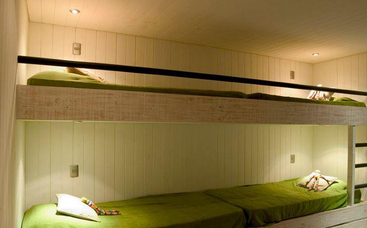 Diseño interior de cuartos de visita