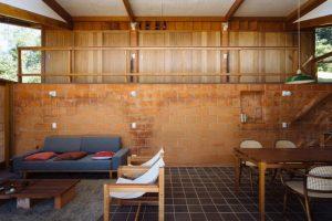 Dormitorios con puerta de madera