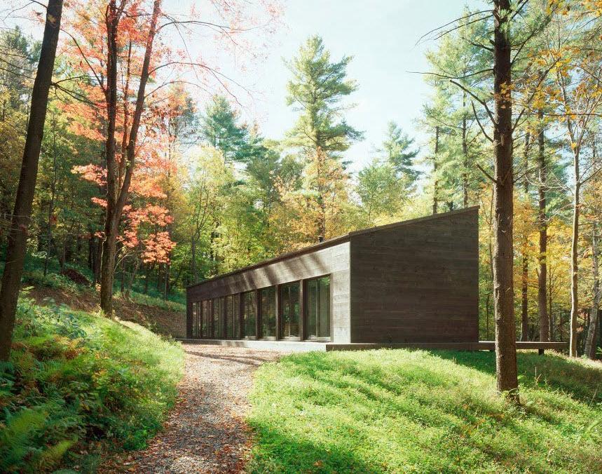 Casa Peque A De Campo De 125 M Planos De Arquitectura