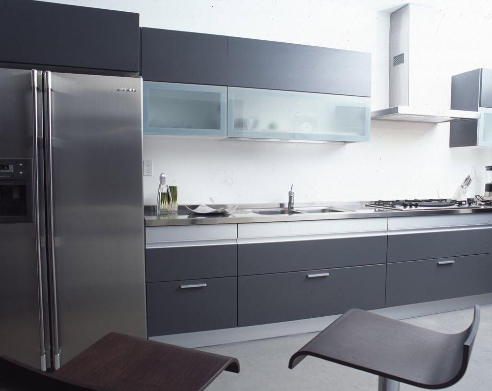 Dise o casa de dos pisos moderna planos de arquitectura for Interior cocinas modernas
