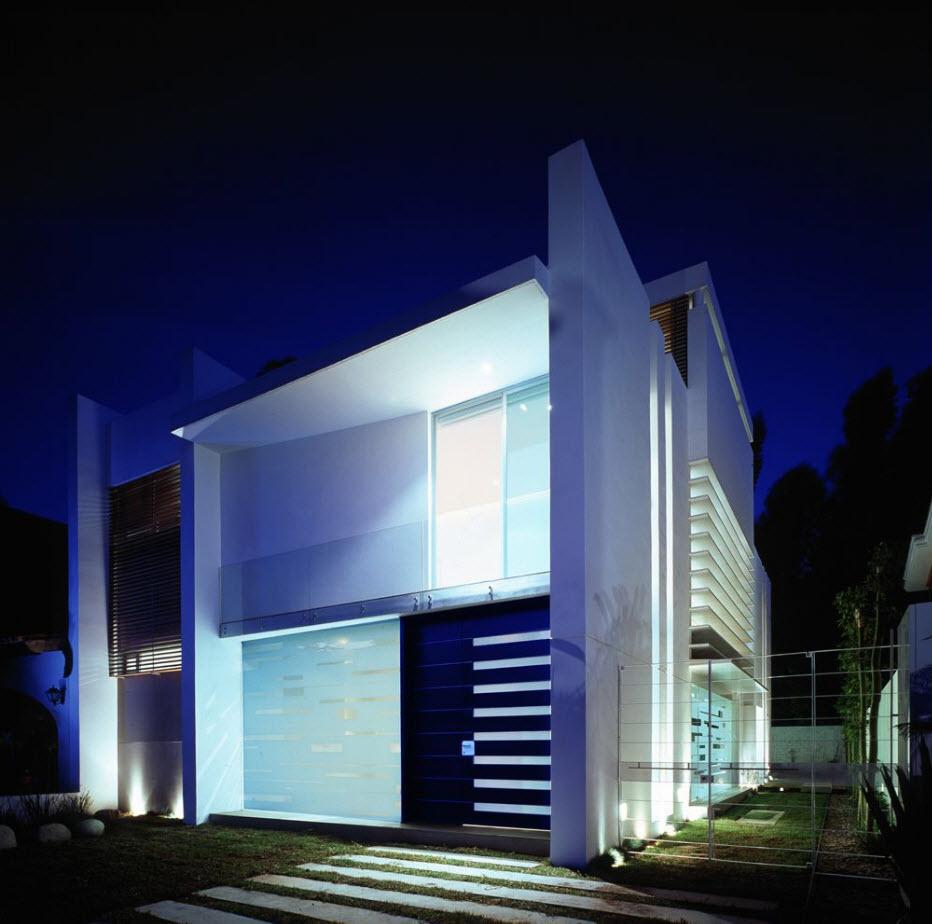 Moderna cocina planos de arquitectura for Luces modernas