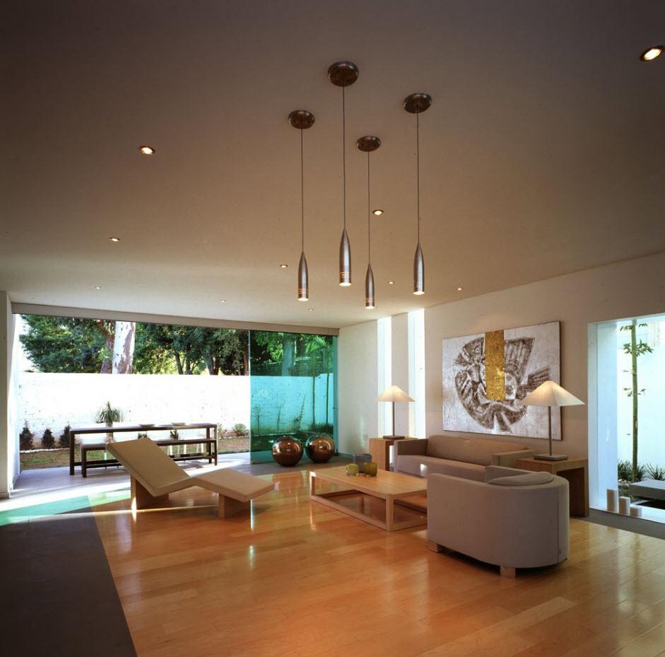 Dise o casa de dos pisos moderna planos de arquitectura Pisos modernos para casas minimalistas