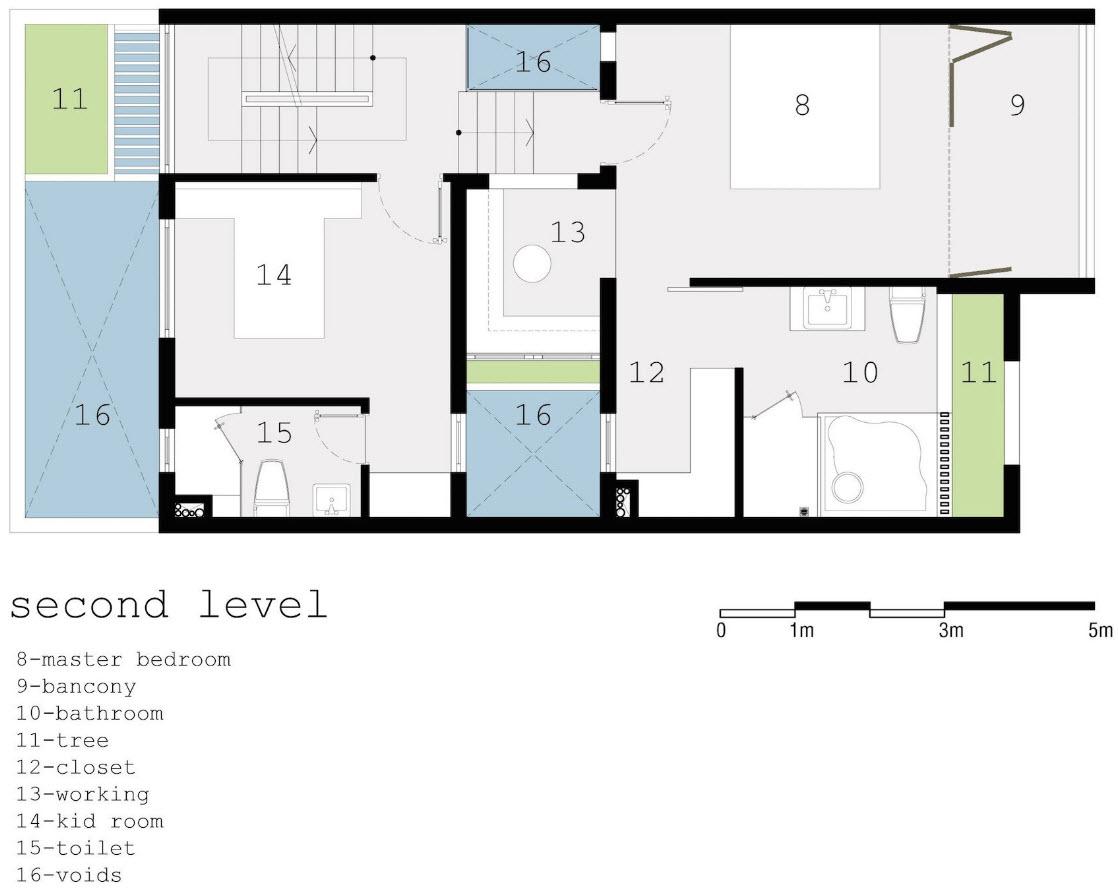 Dise O De Casa Moderna 112 M Planos De Arquitectura