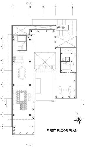 Segundo nivel de la casa