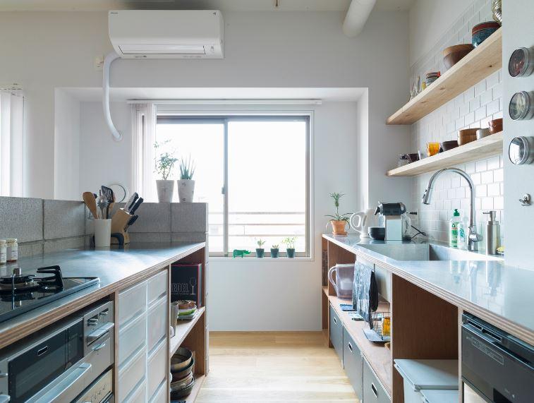 Diseño de cocina sencilla