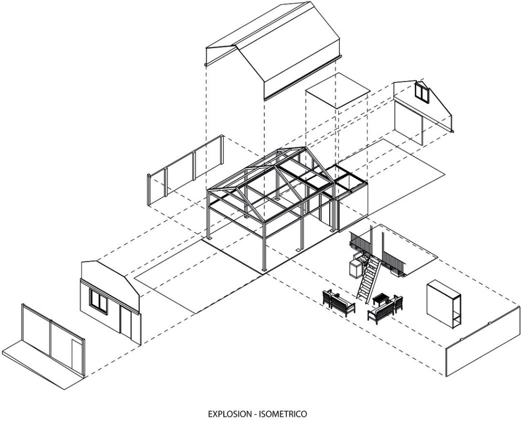 casa peque a y econ mica de 96 m planos de arquitectura