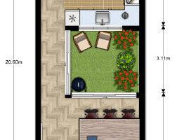 Plano del primer nivel