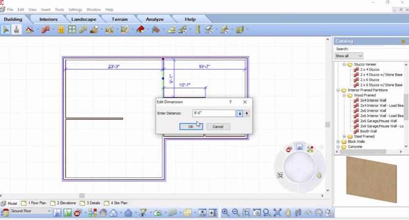 Aplicaciones para hacer planos de casas planos de for Aplicacion para diseno de interiores 3d