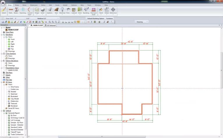 Aplicaciones para hacer planos de casas planos de for Programa para crear espacios interiores