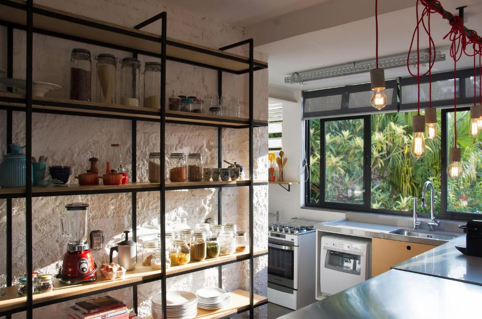 Diseño de pequeña cocina
