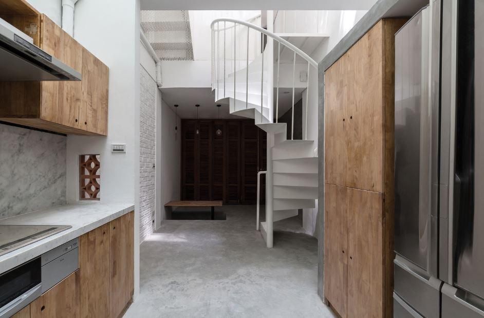 Moderno y amplio interior