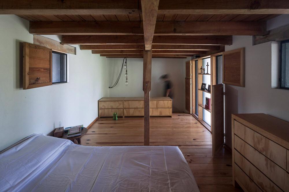 Amplio y confortable dormitorio
