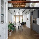 Amplios y modernos interiores