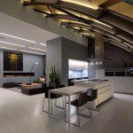 Diseño de amplios interiores