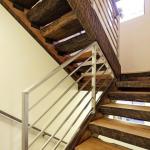 Diseño de escaleras modero - rusticas