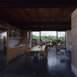 Diseño de moderna cocina - comedor