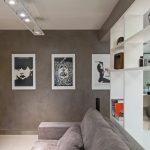 Diseño de moderna sala