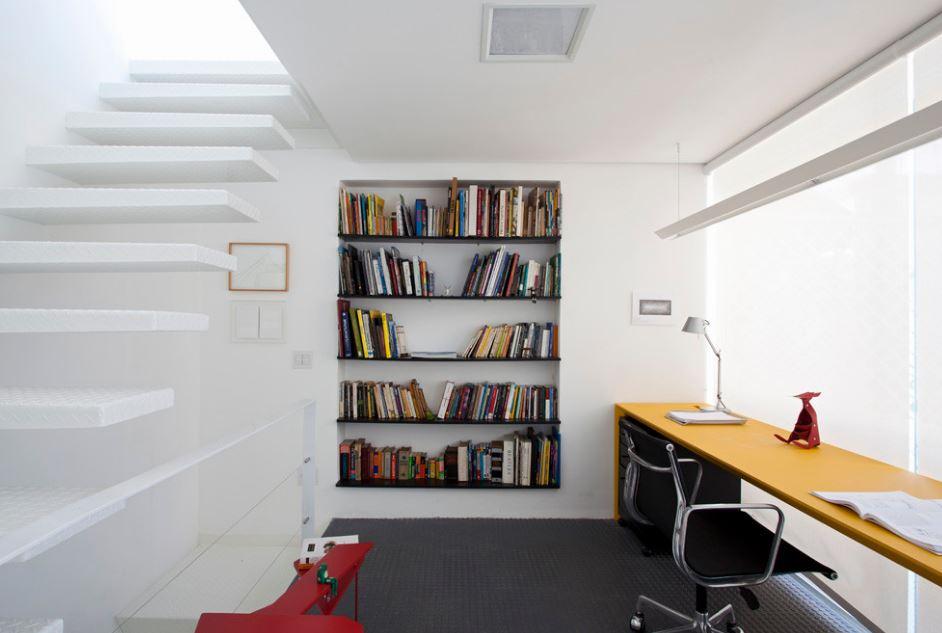 Diseño de moderno estudio