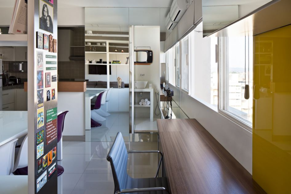Diseño de confortables interiores