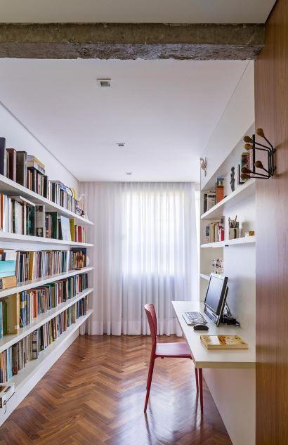 Dise o de peque o departamento de 65 metros cuadrados - Estudios de diseno de interiores ...