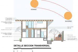 Diseño grafico de hermosa casa