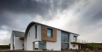 Planos de arquitectura planos de casas e ideas de dise o for Casa moderna 64