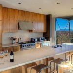 Moderna cocina isla
