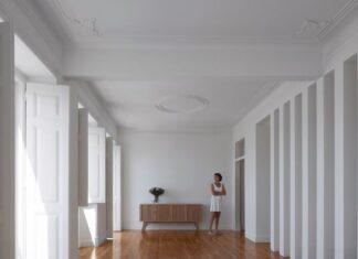 Moderna y amplia sala