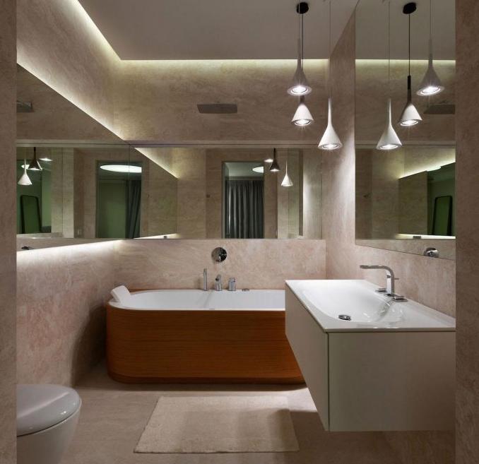 Diseño de departamento dùplex de 160 metros cuadrados ...
