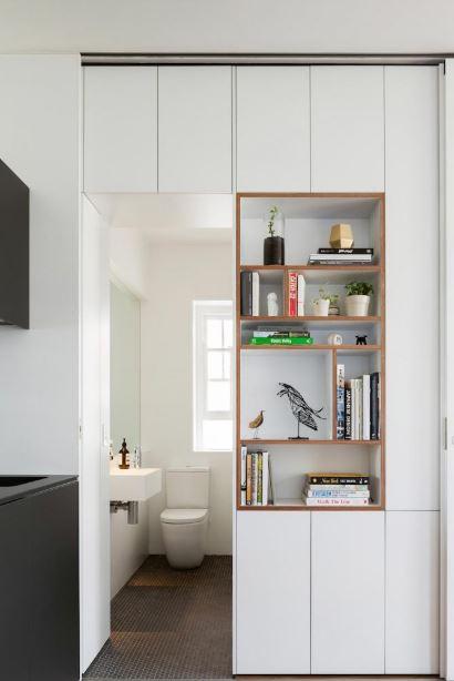 Peque os departamentos con dise o minimalista presenta for Departamentos pequenos minimalistas